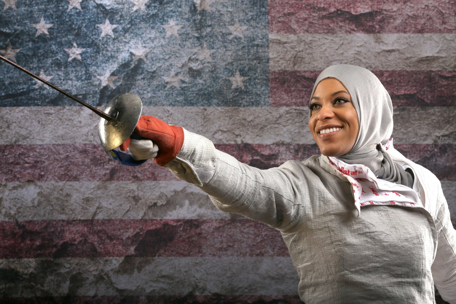 How Muslim Girls Fence Helps Girls Put Stereotypes To The