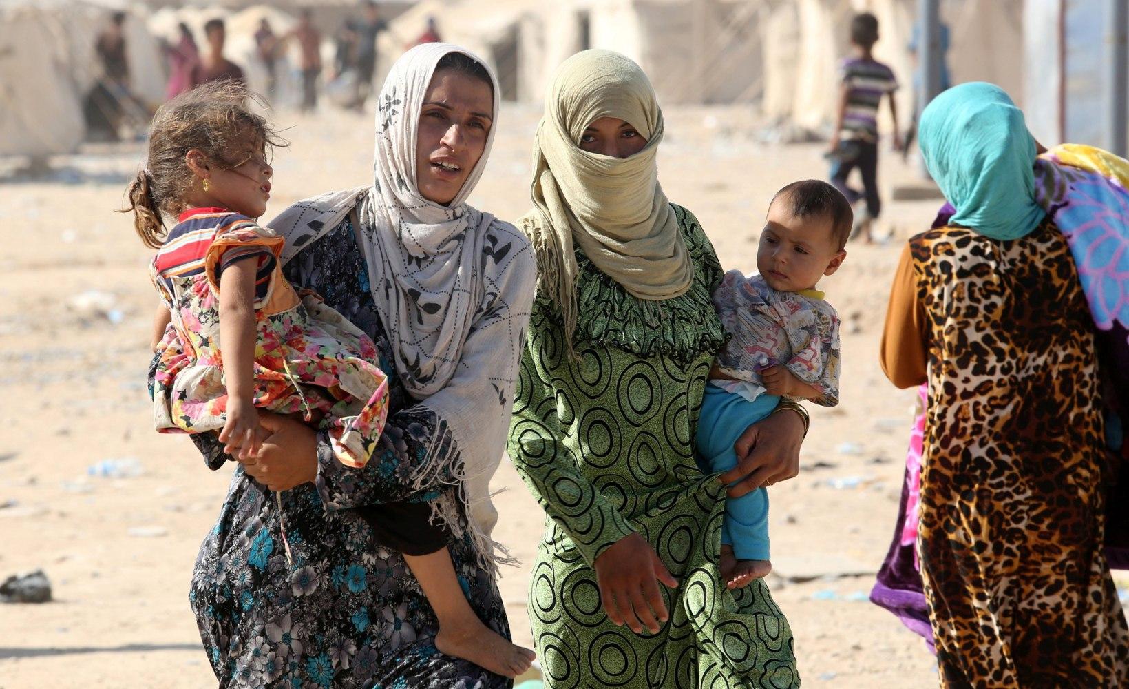 ISIS May Be Holding 3,000 Iraqi Civilians as Human Shields: UN
