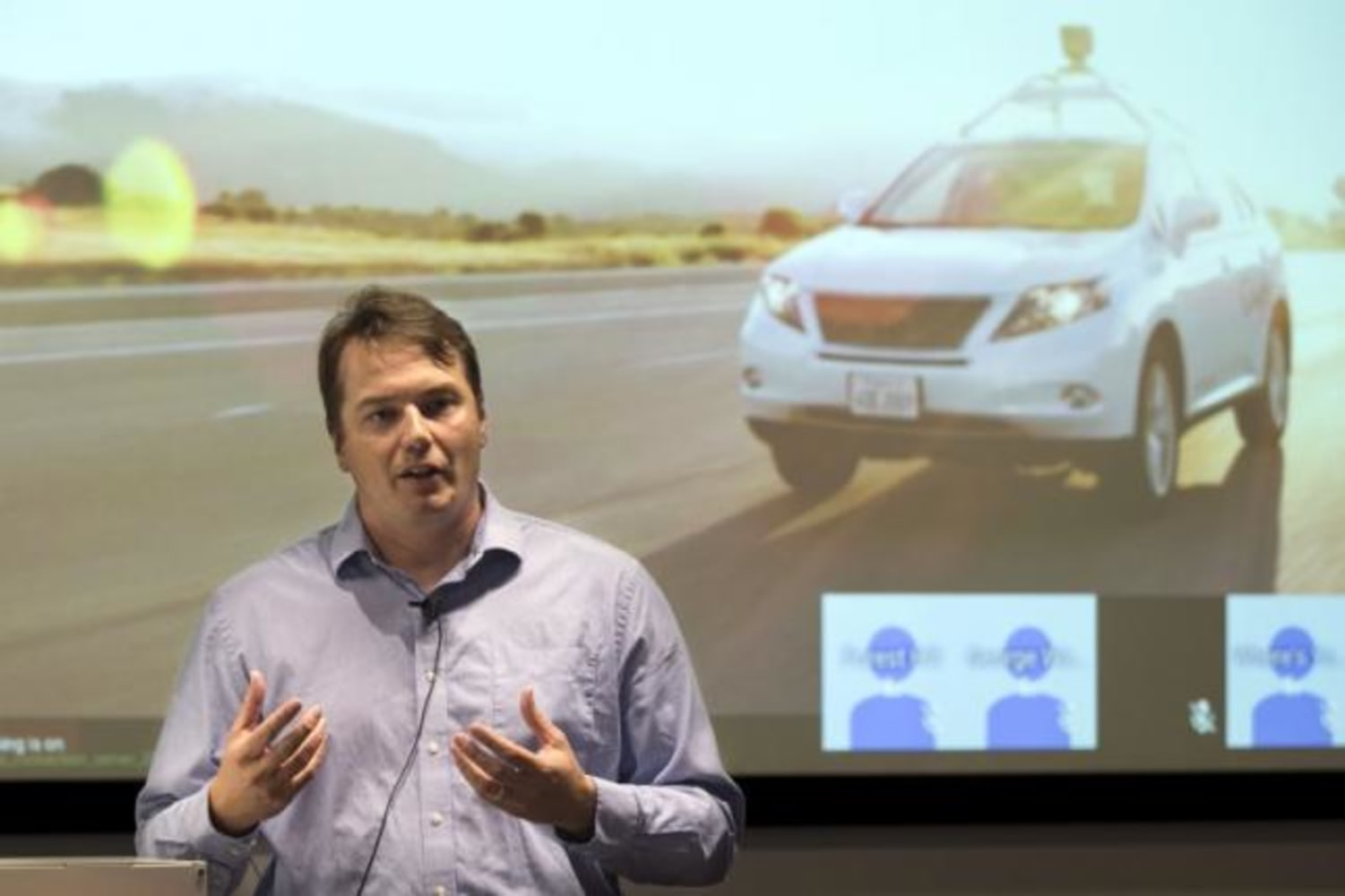 Chris Urmson, leader of Google's self-driving vehicle project, to step down