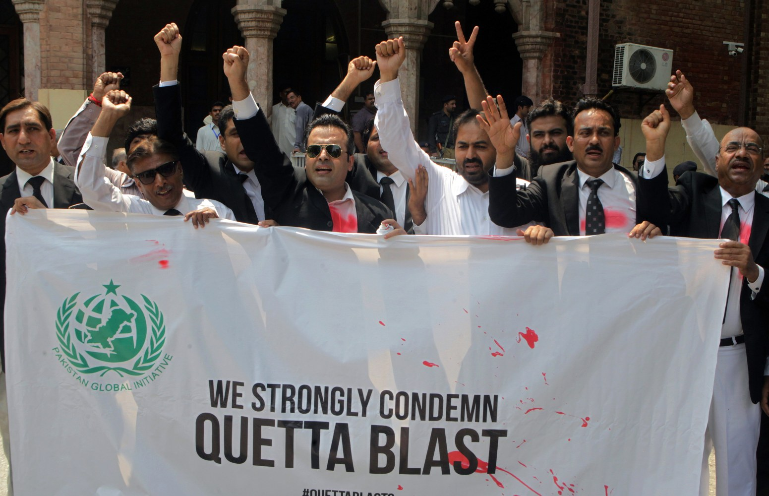 Lawyers across country remember victims of Quetta blast