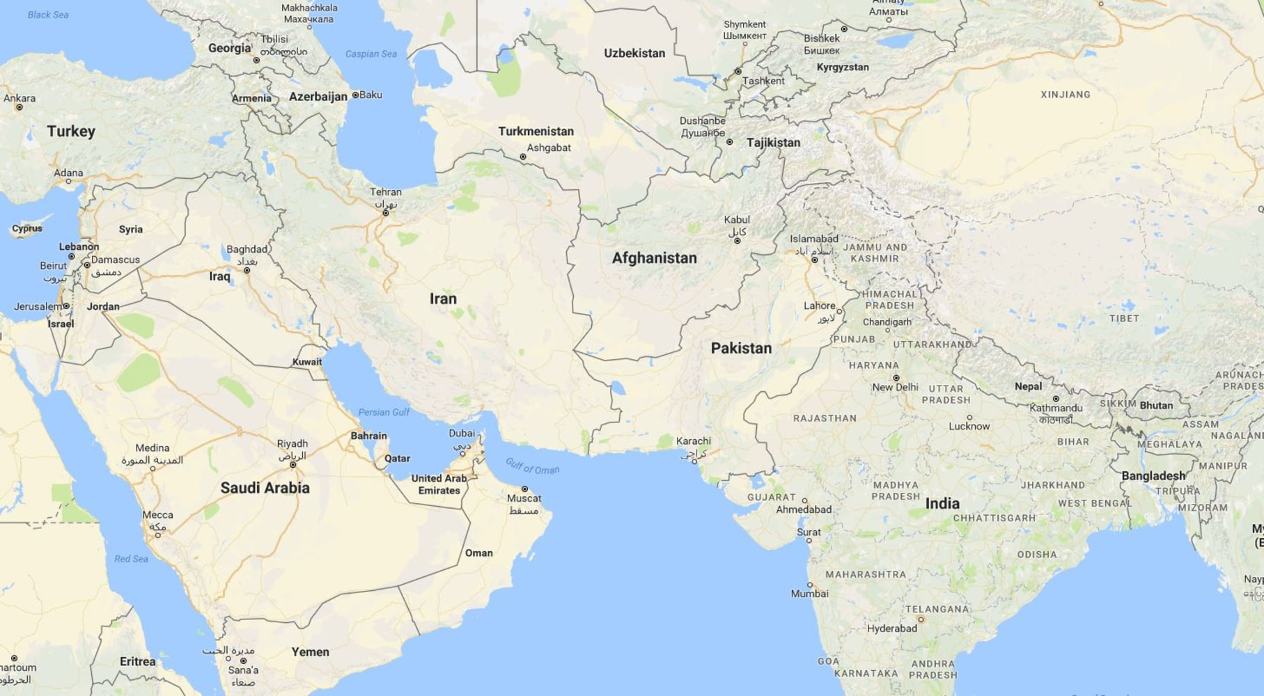 how to visit iran from pakistan