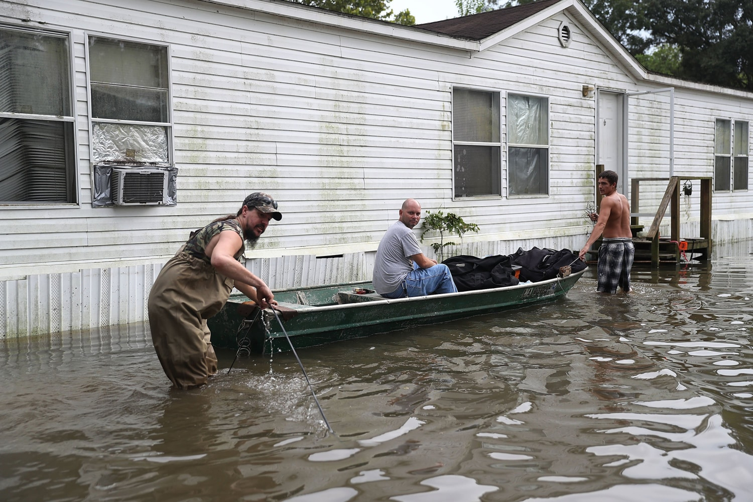 Are Floods Natural Disasters