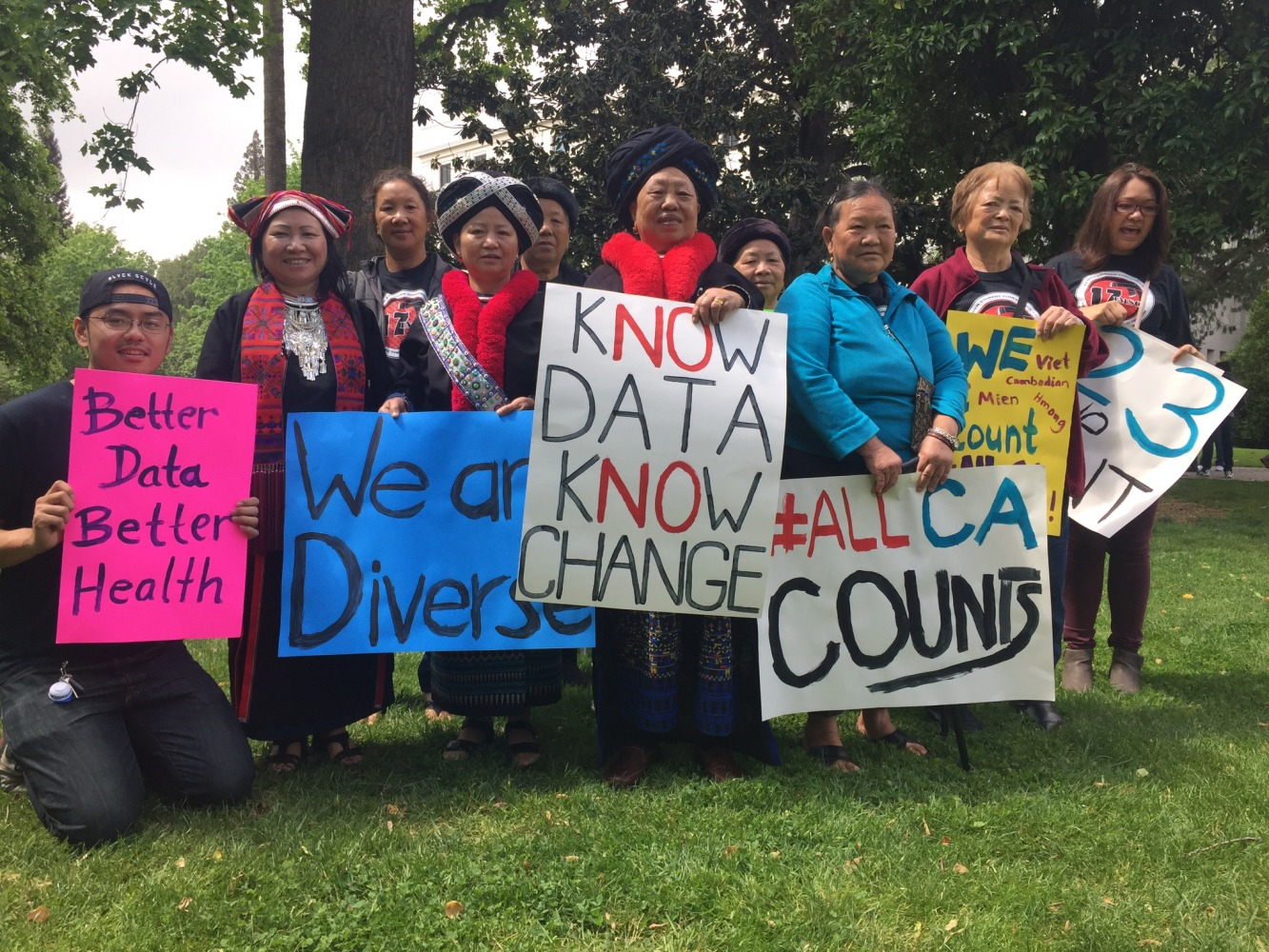 Asian American and Pacific Islander Work Group Report