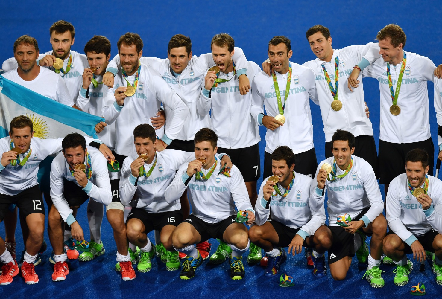 Argentina mens national field hockey team