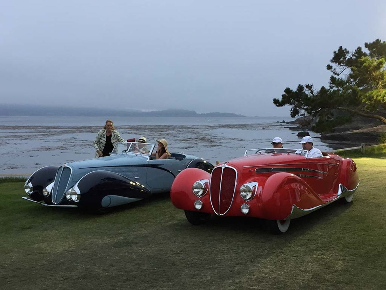 Bmw 328 0 60 >> At Pebble Beach's Concours d'Elegance, $500M in Classic Cars on Display - NBC News