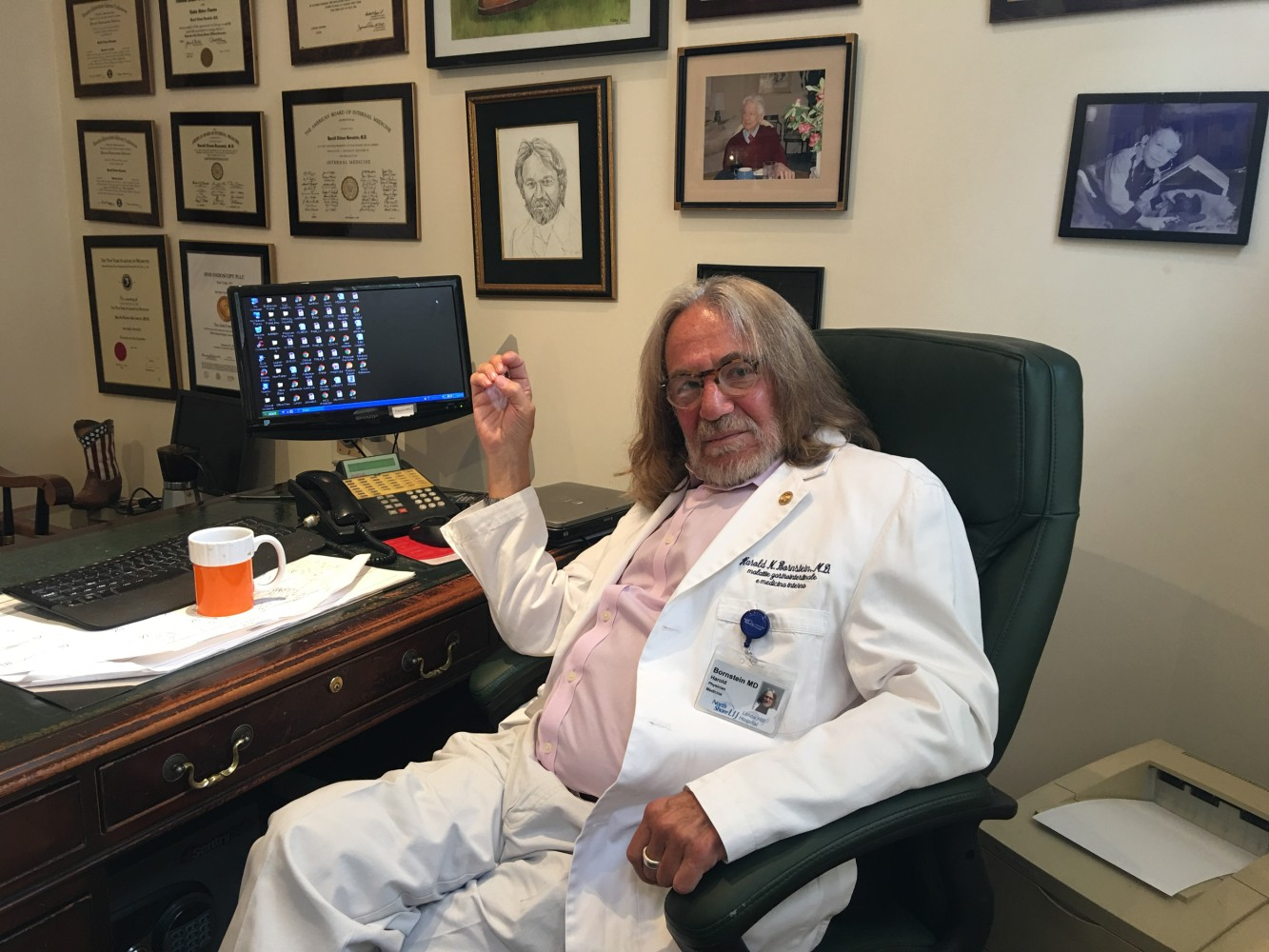 Image result for trump doctor