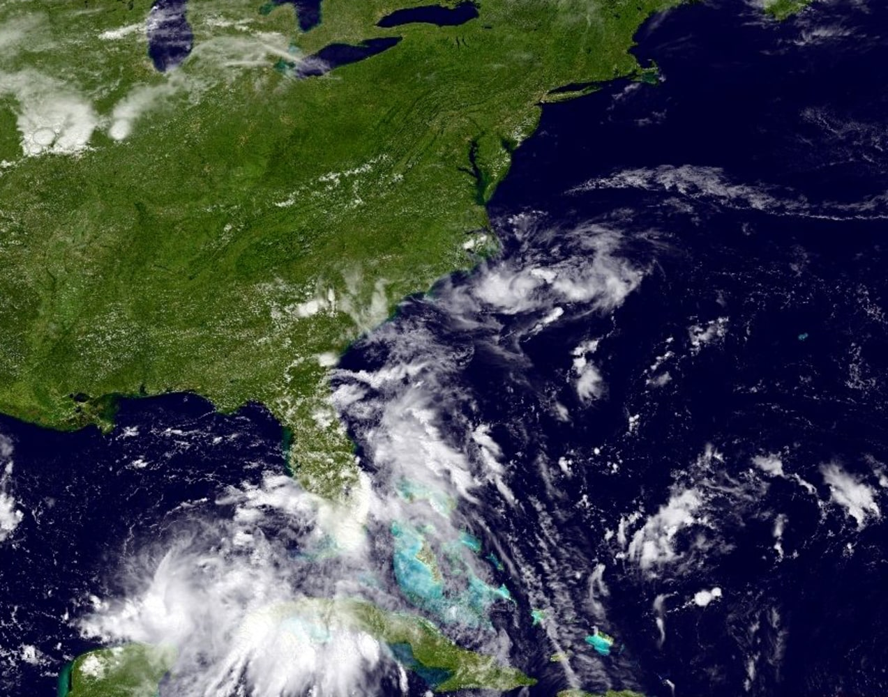 Hurricane watch issued for parts of Florida