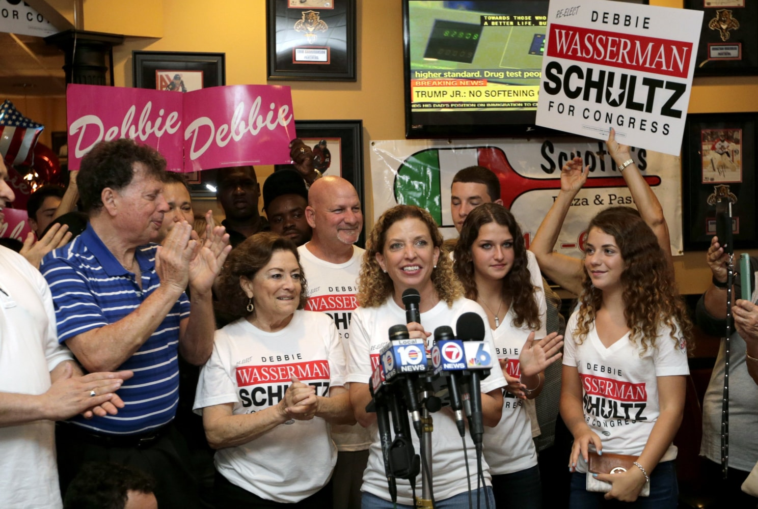Senators Rubio, McCain win their Republican primaries