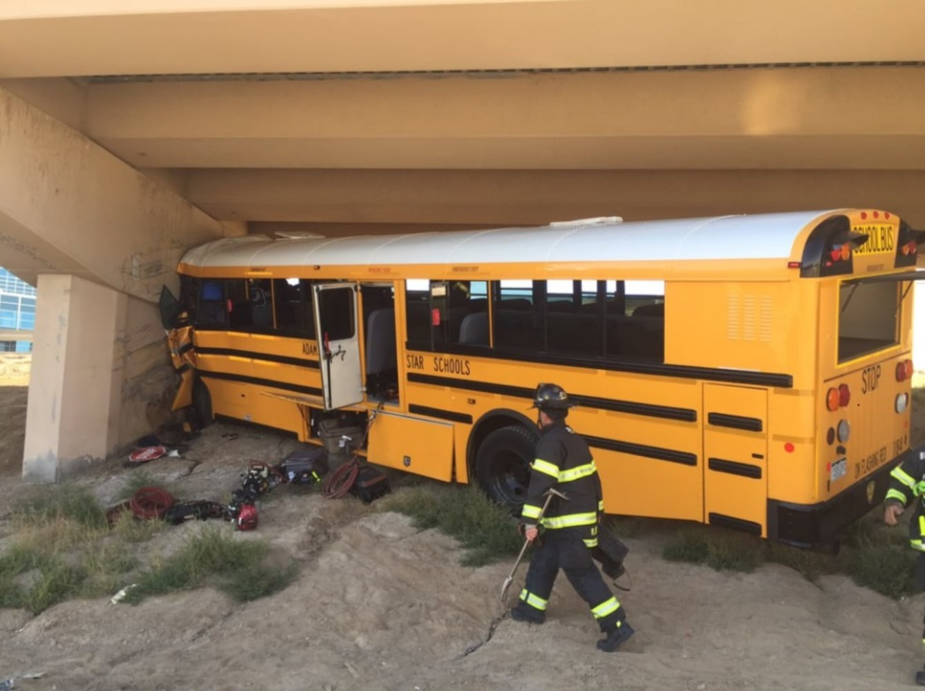 colorado mystery what caused deadly school bus crash at denver