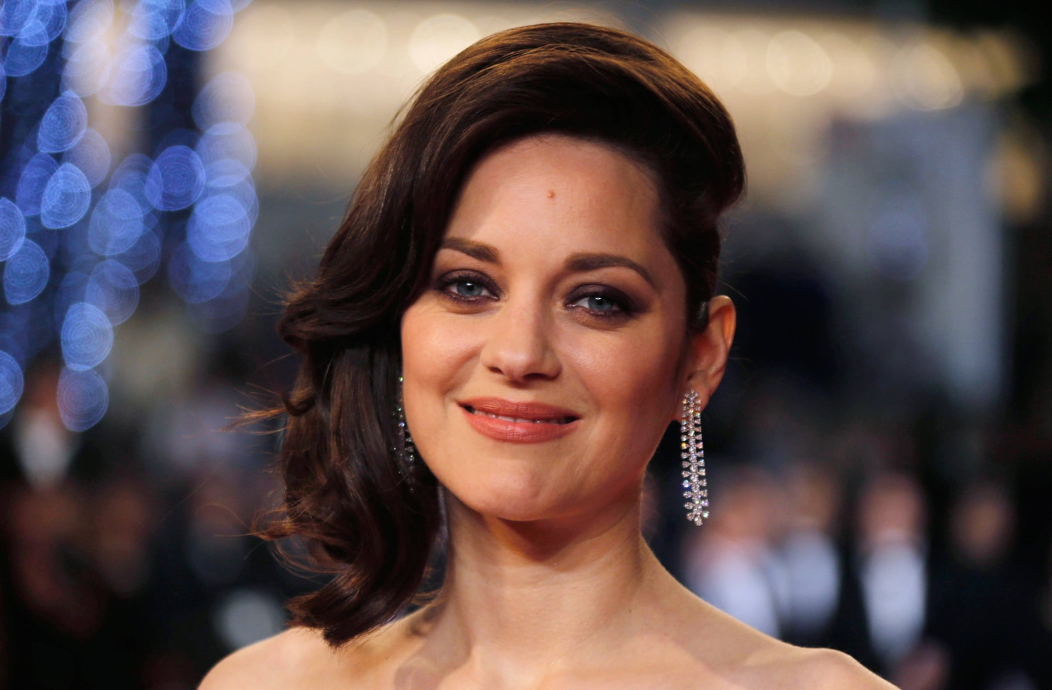 Marion Cotillard Responds to Rumors of Role in Brad Pitt, Angelina ... Marion Cotillard