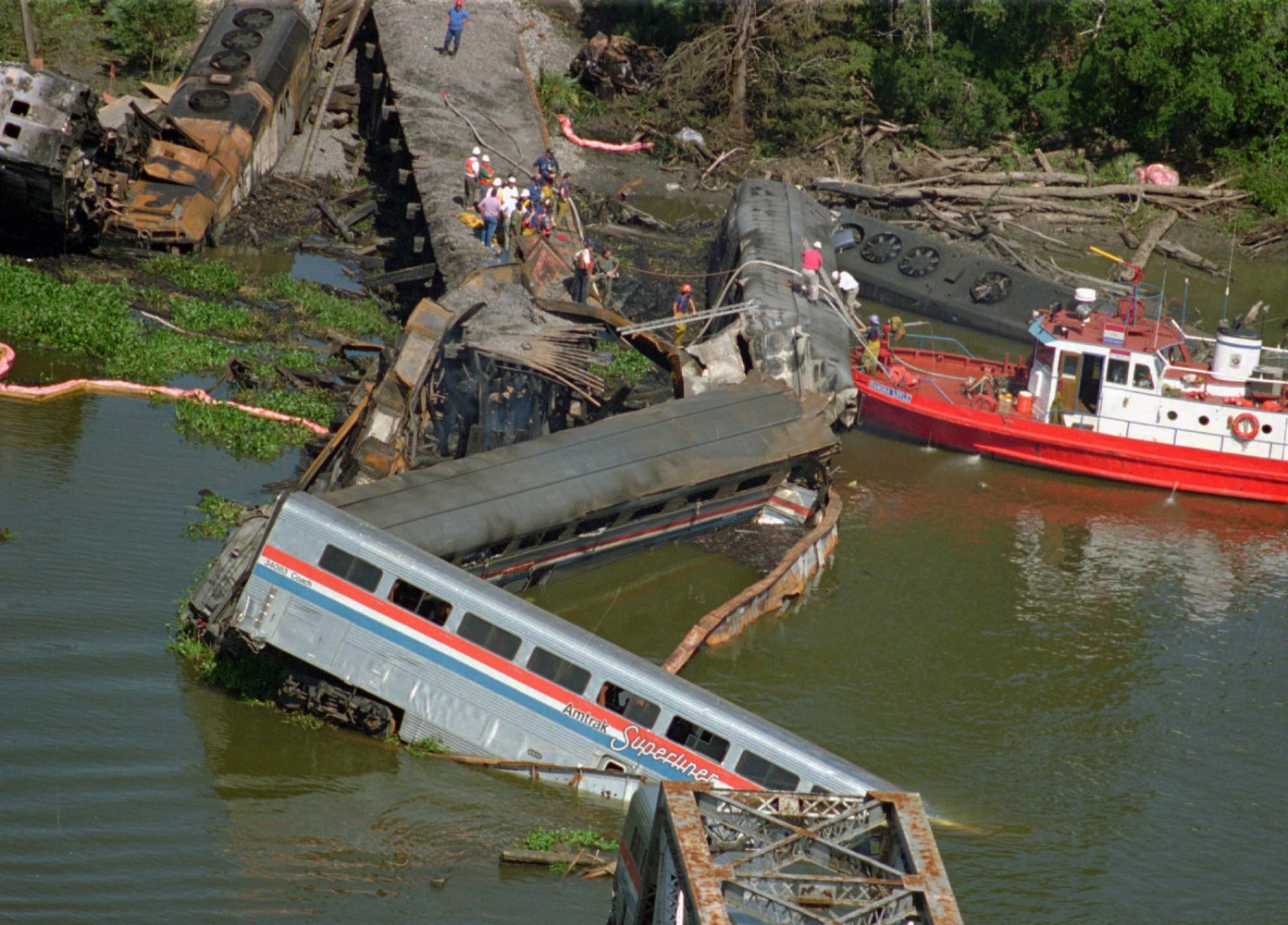 Deadliest Train Crashes In The U S Over The Past 25 Years