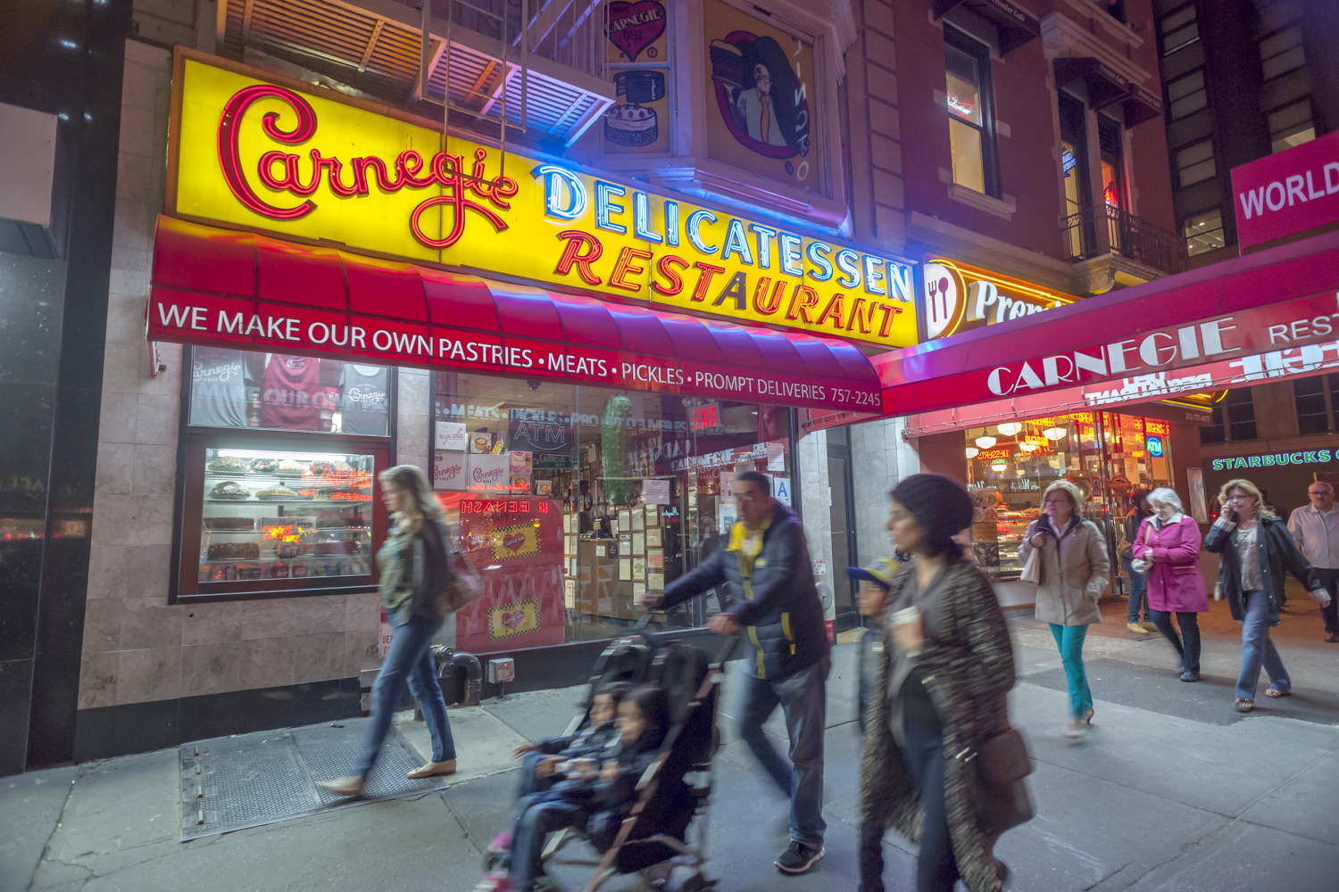 NYC's iconic Carnegie Deli is closing at the end of the year