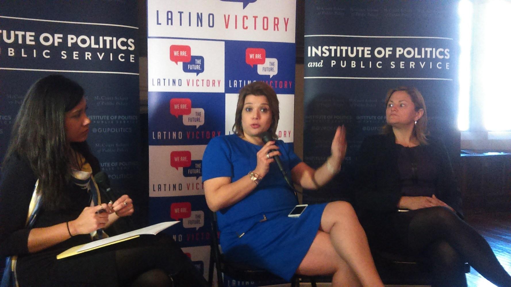 Pew: Latinos remain loyal to Democrats