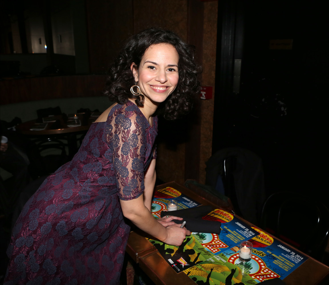 mandy gonzalez height