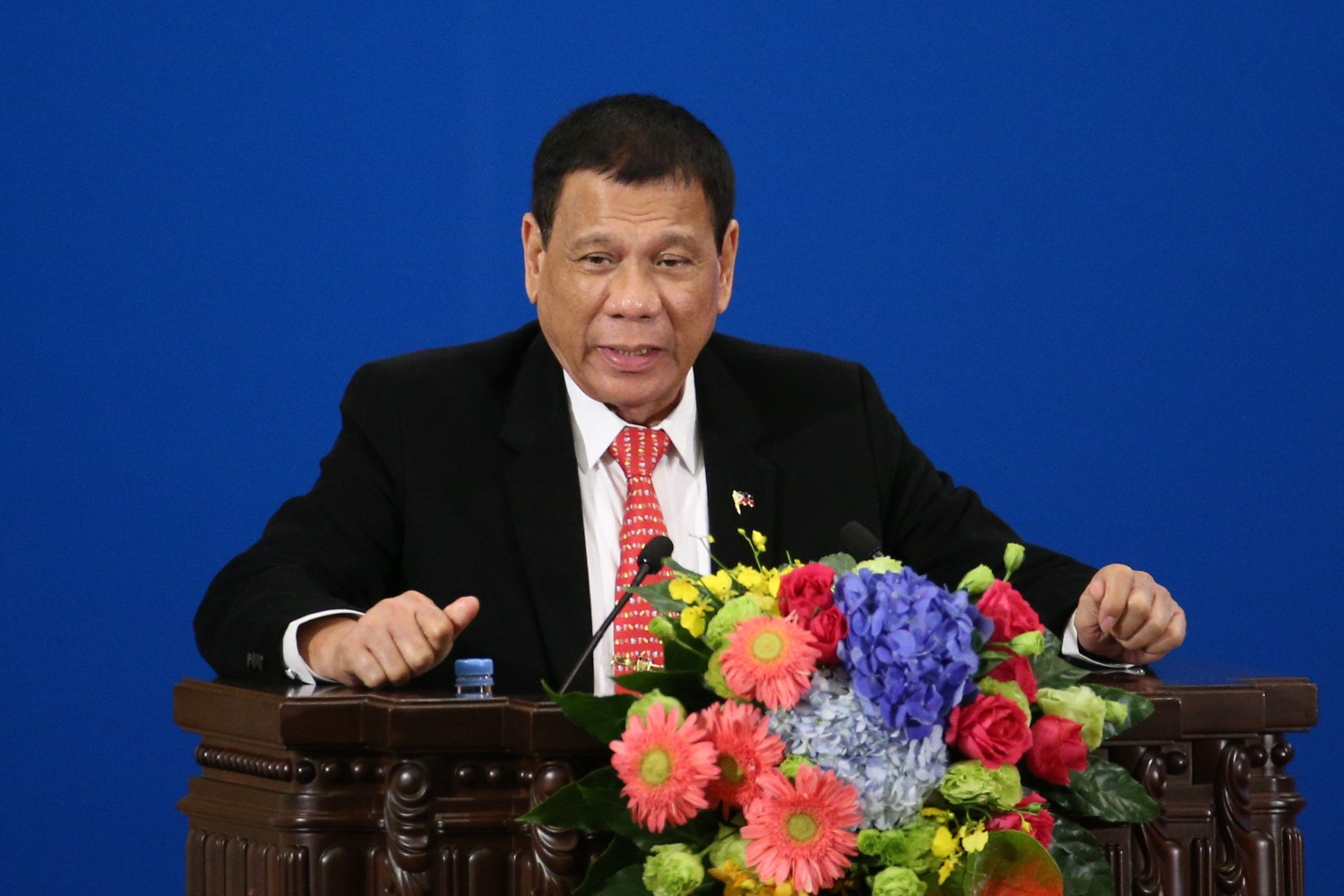 U.S. sends envoy to PH to clarify Duterte's 'separation' from US