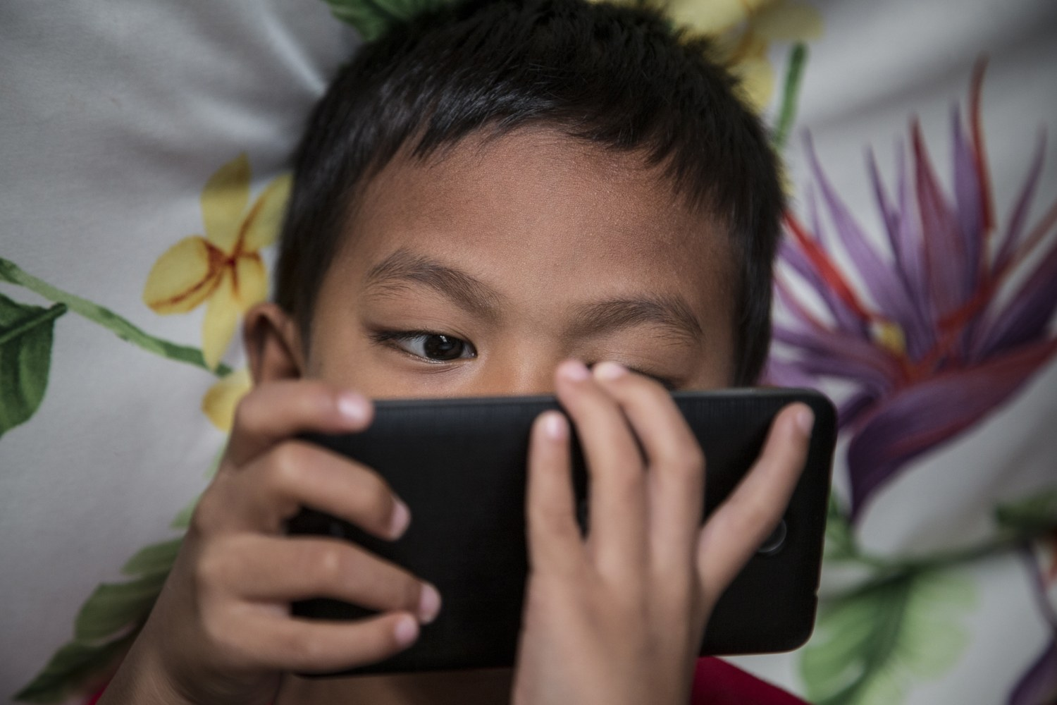 Step Away From The Screen: Doctors Release New Media Rules For Kids