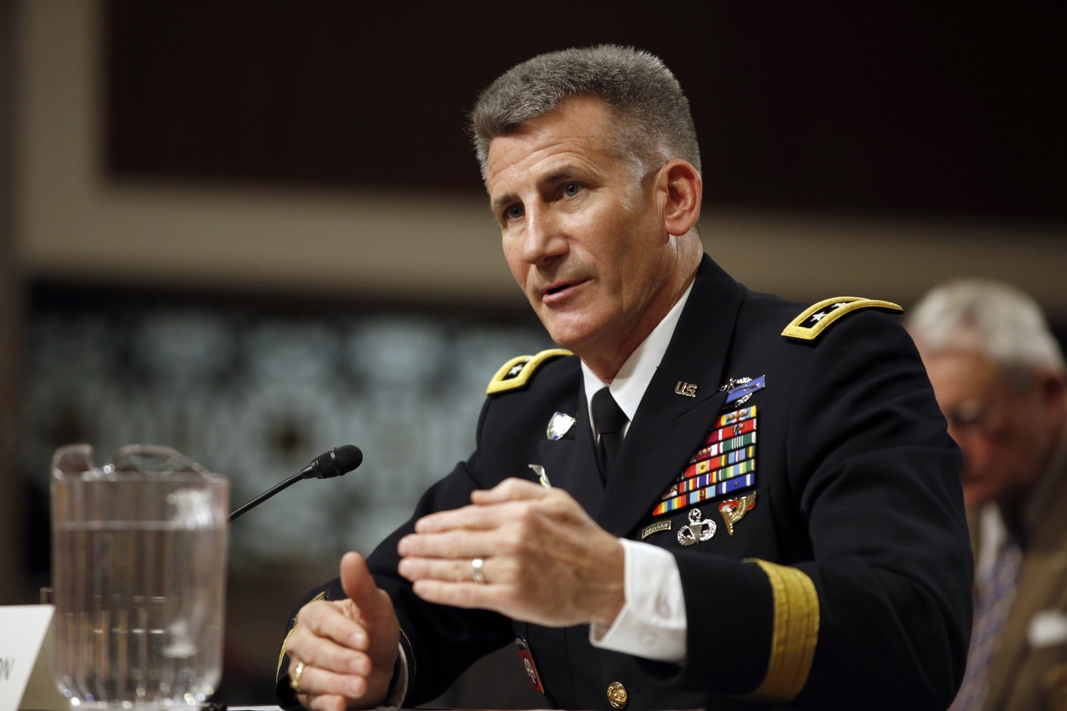 u s general concerned about state of afghan security forces nbc
