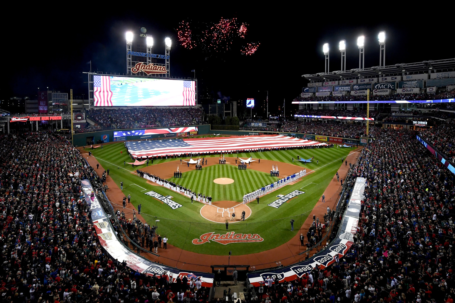 Cubs Shut out Again in World Series, Trail Indians 2-1