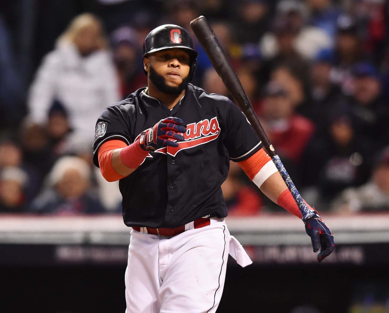 Cleveland Indians: 6 Latinos Making History In Cubs Vs. Indians World Series