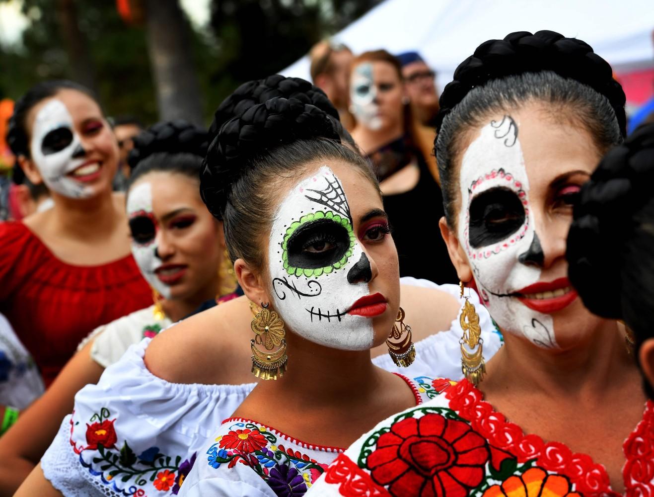 halloween festival la