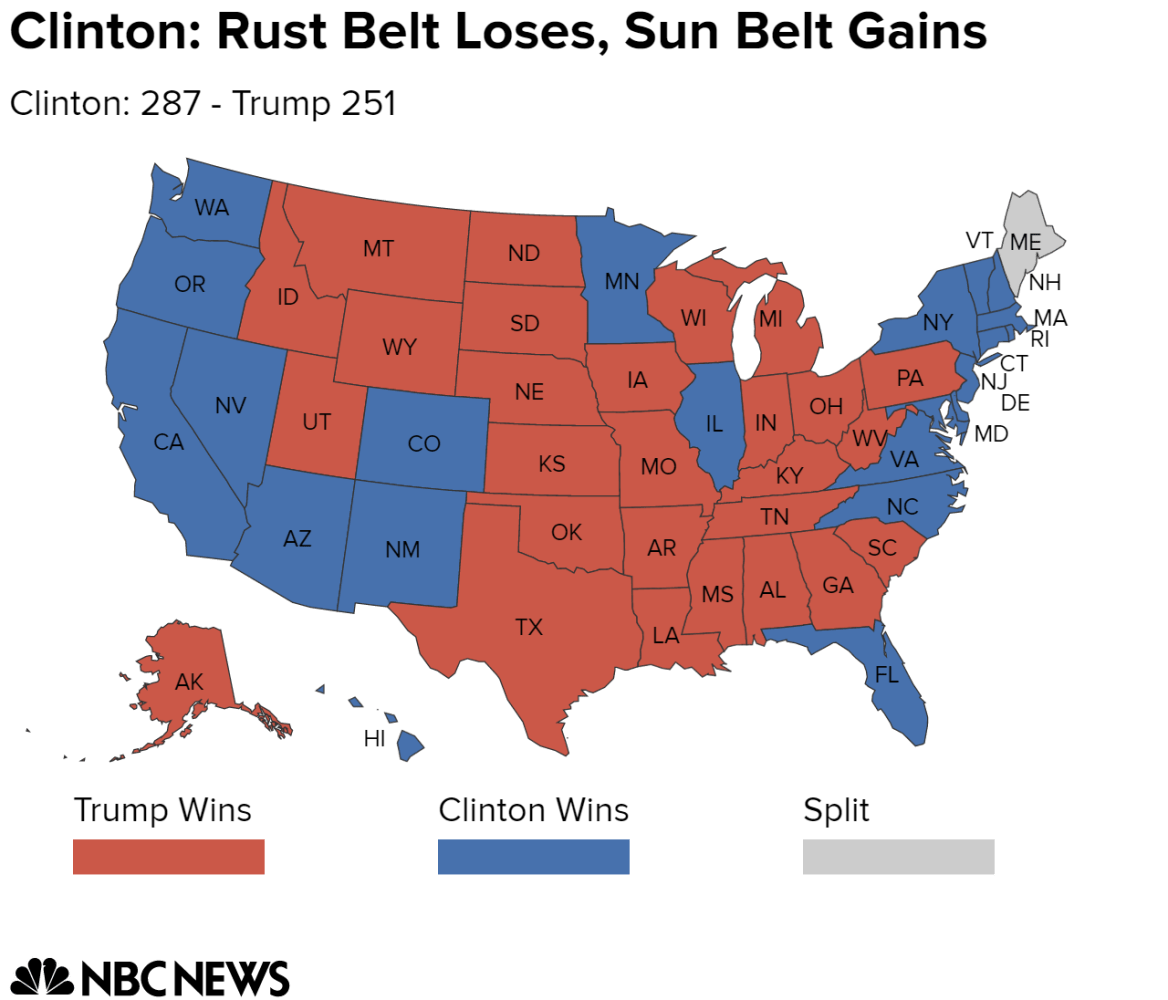 republican party and sun belt impact From the midwestern rust-belt to the that has tended to favor the republican party the new suburban poverty should sound an alarm bell that.