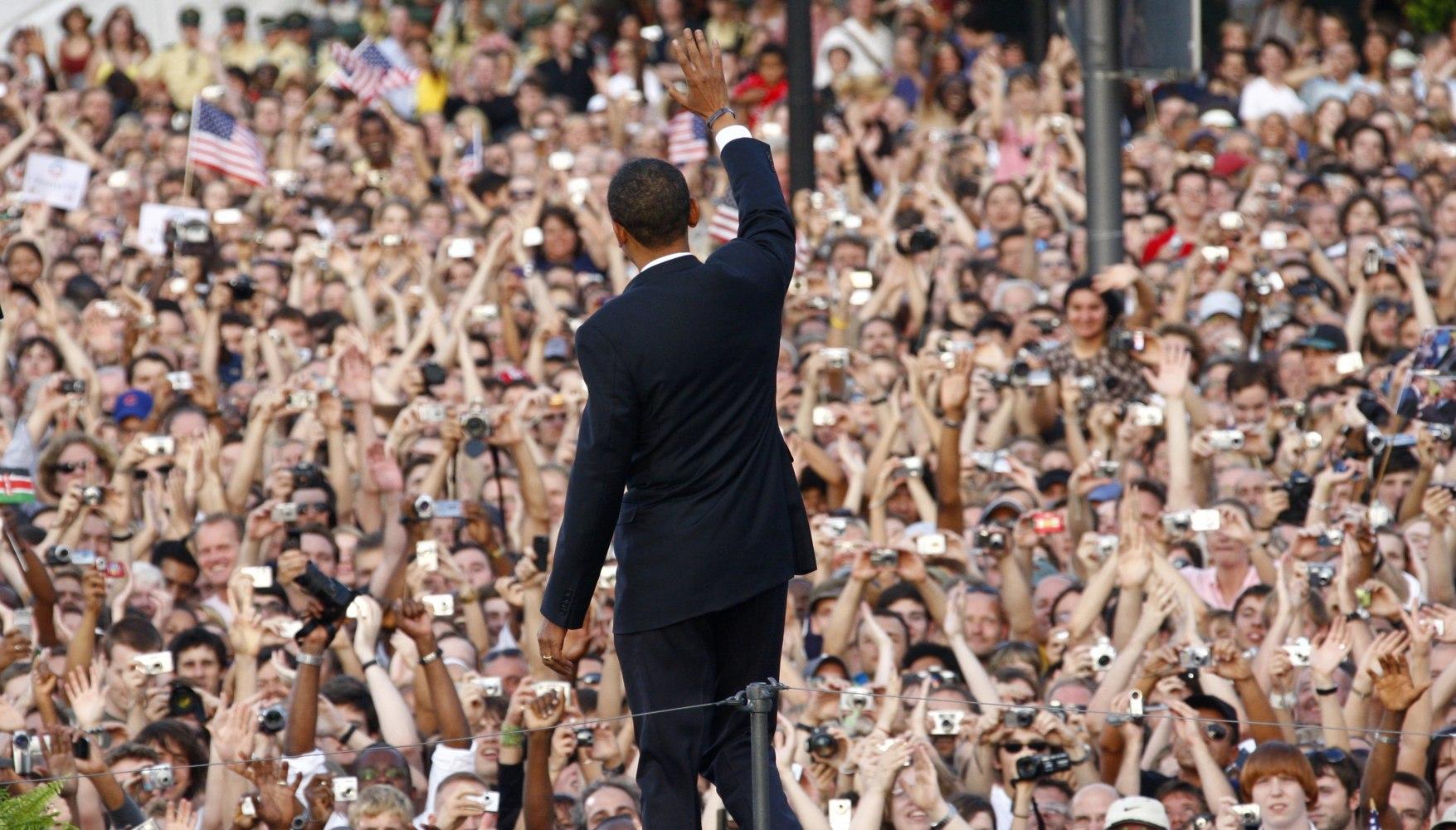Really. was Barack obama 2008