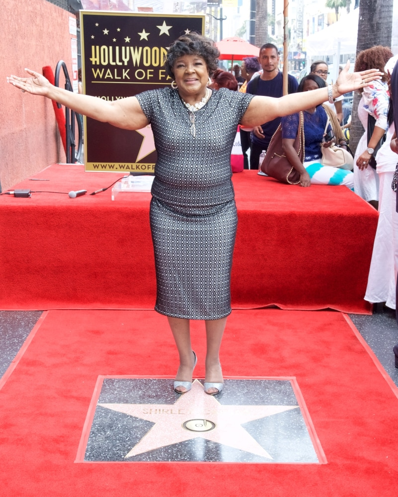 Shirley Caesar isn't cooking 'beans, greens' at Thanksgiving
