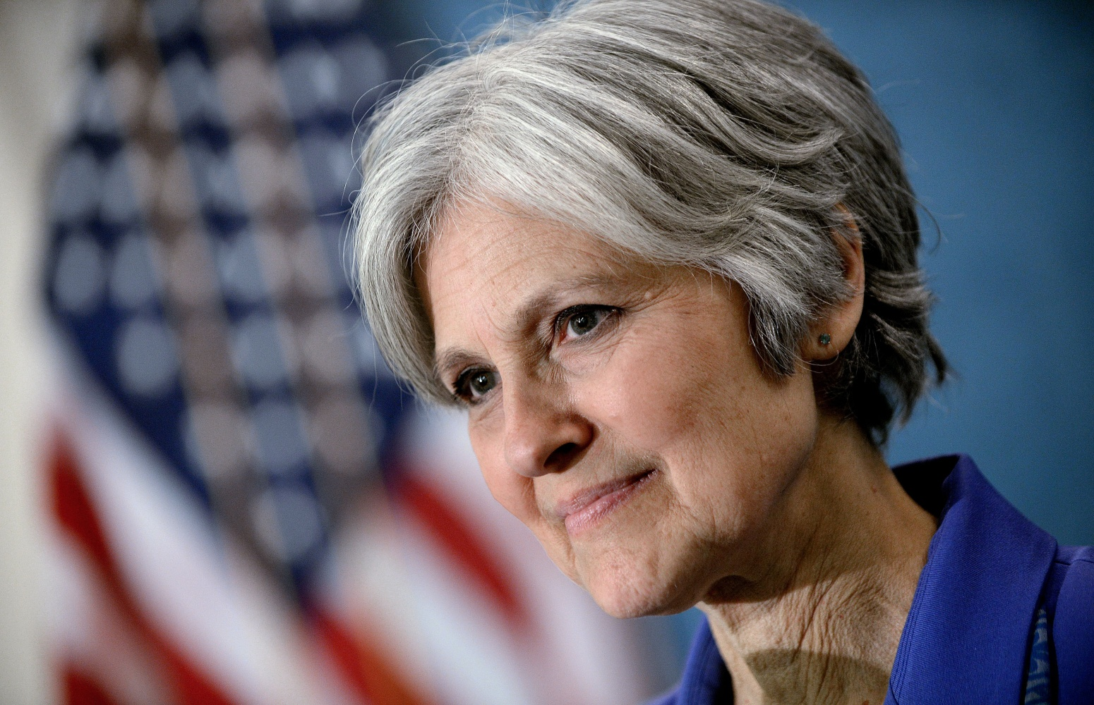 Dc Green Party Presidential Nominee Jill Stein Makes Announcement On 2016 Race