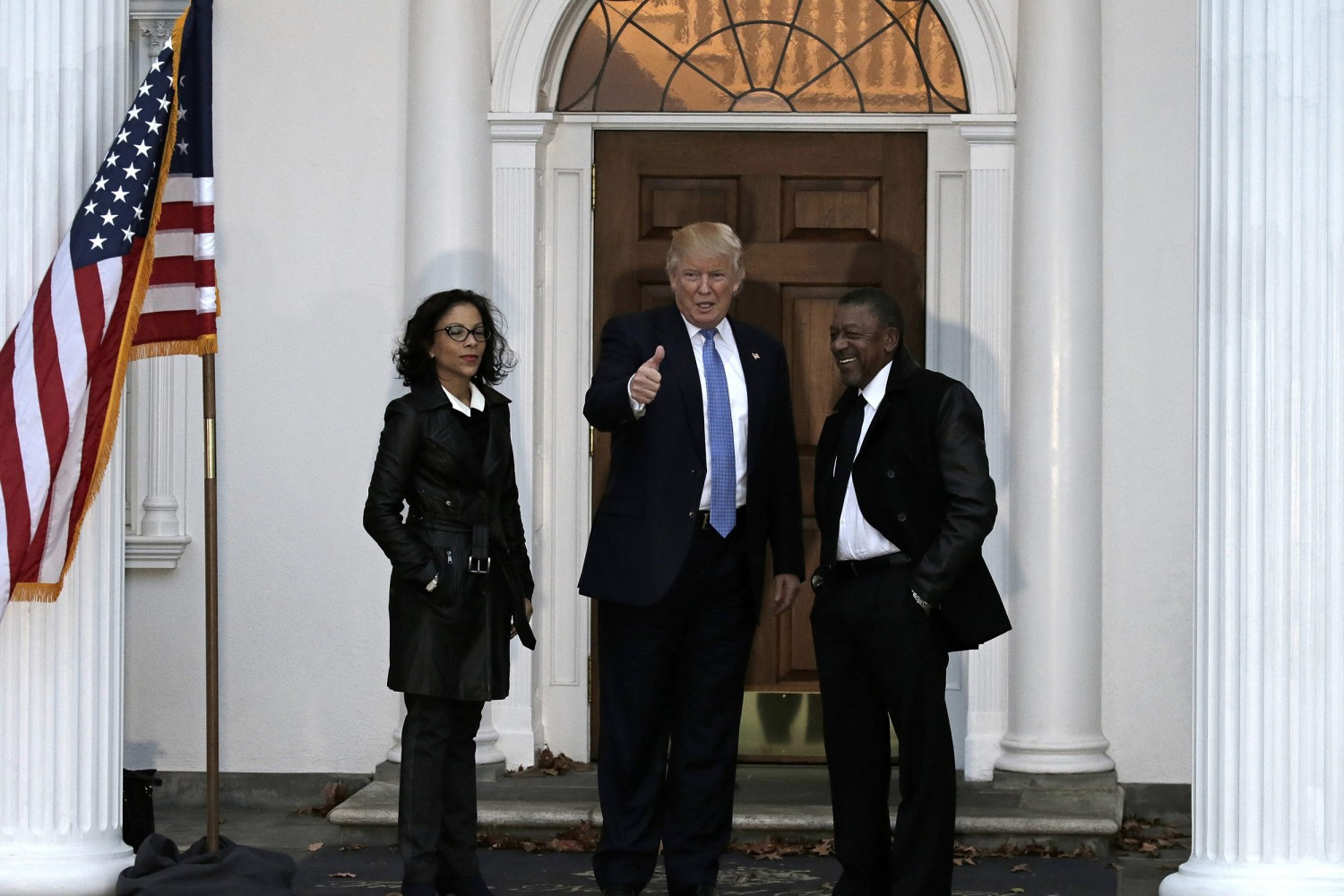 BET Founder Says Black Americans Should Give Trump a Chance