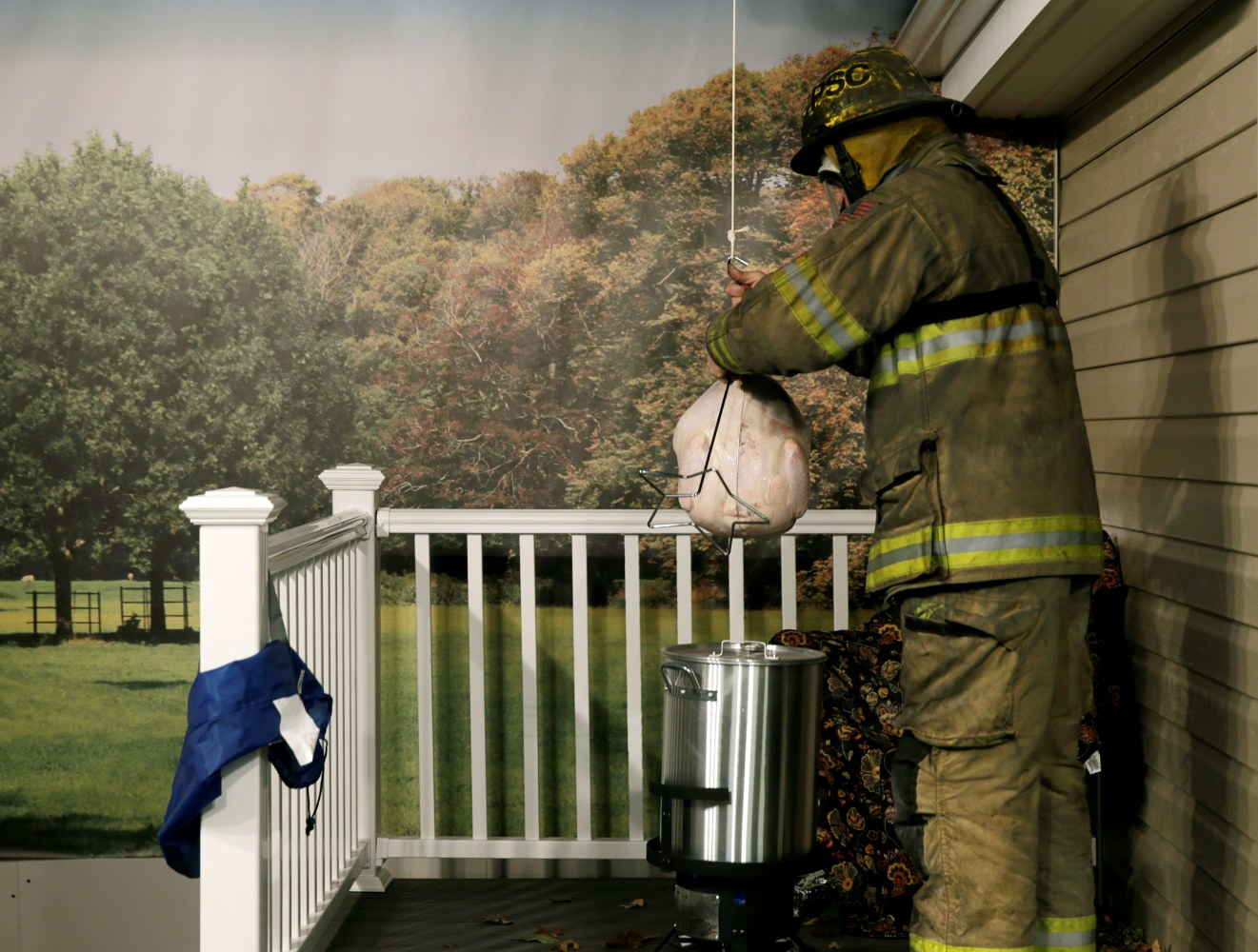 How to prevent 'Turkey Day' fires