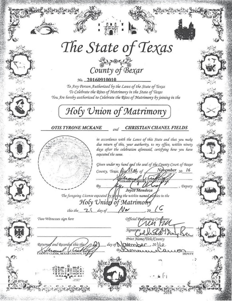 marriage license ohio richland county