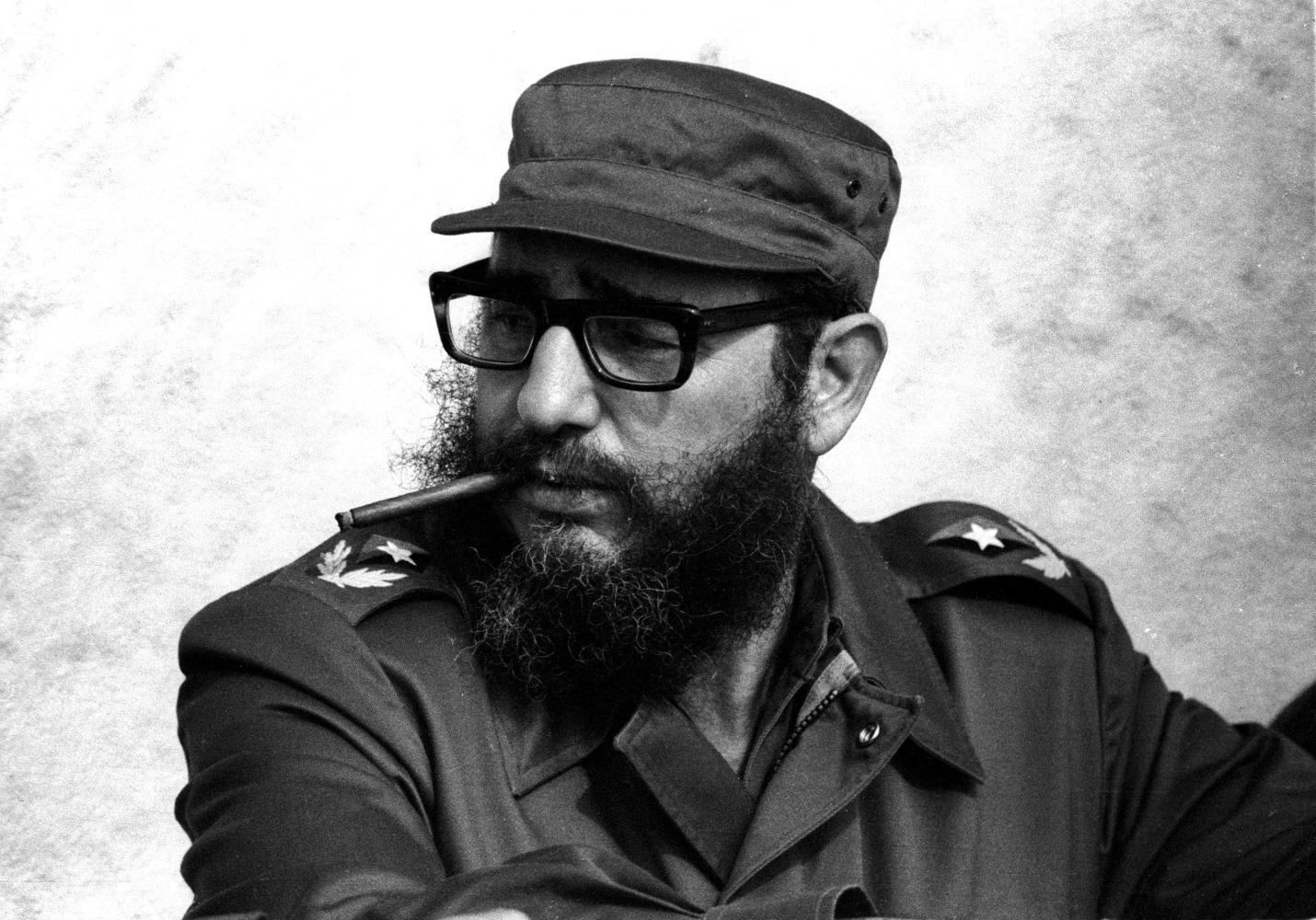 Image fidel castro in 1976