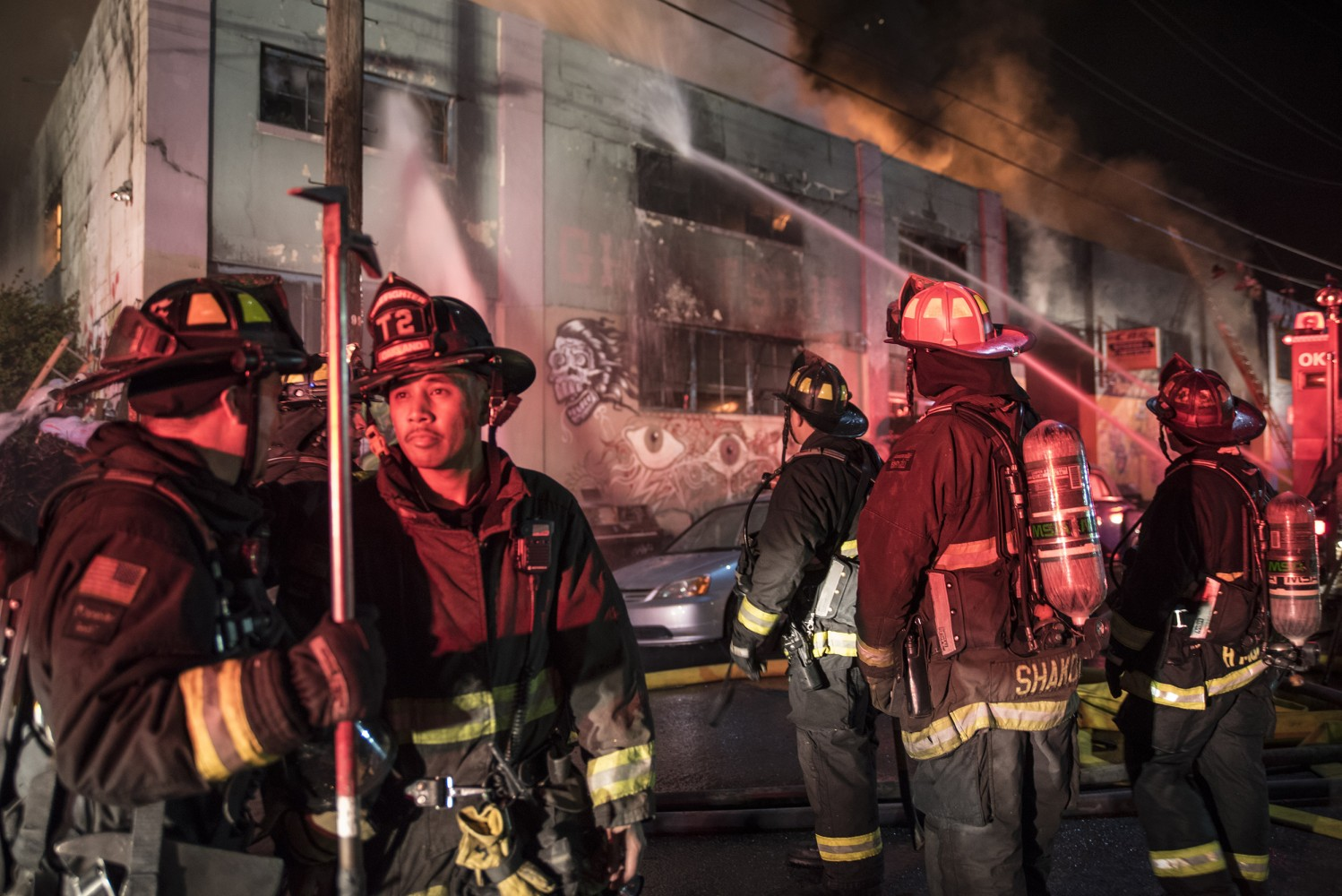 Warehouse fire deaths expected to climb past 33