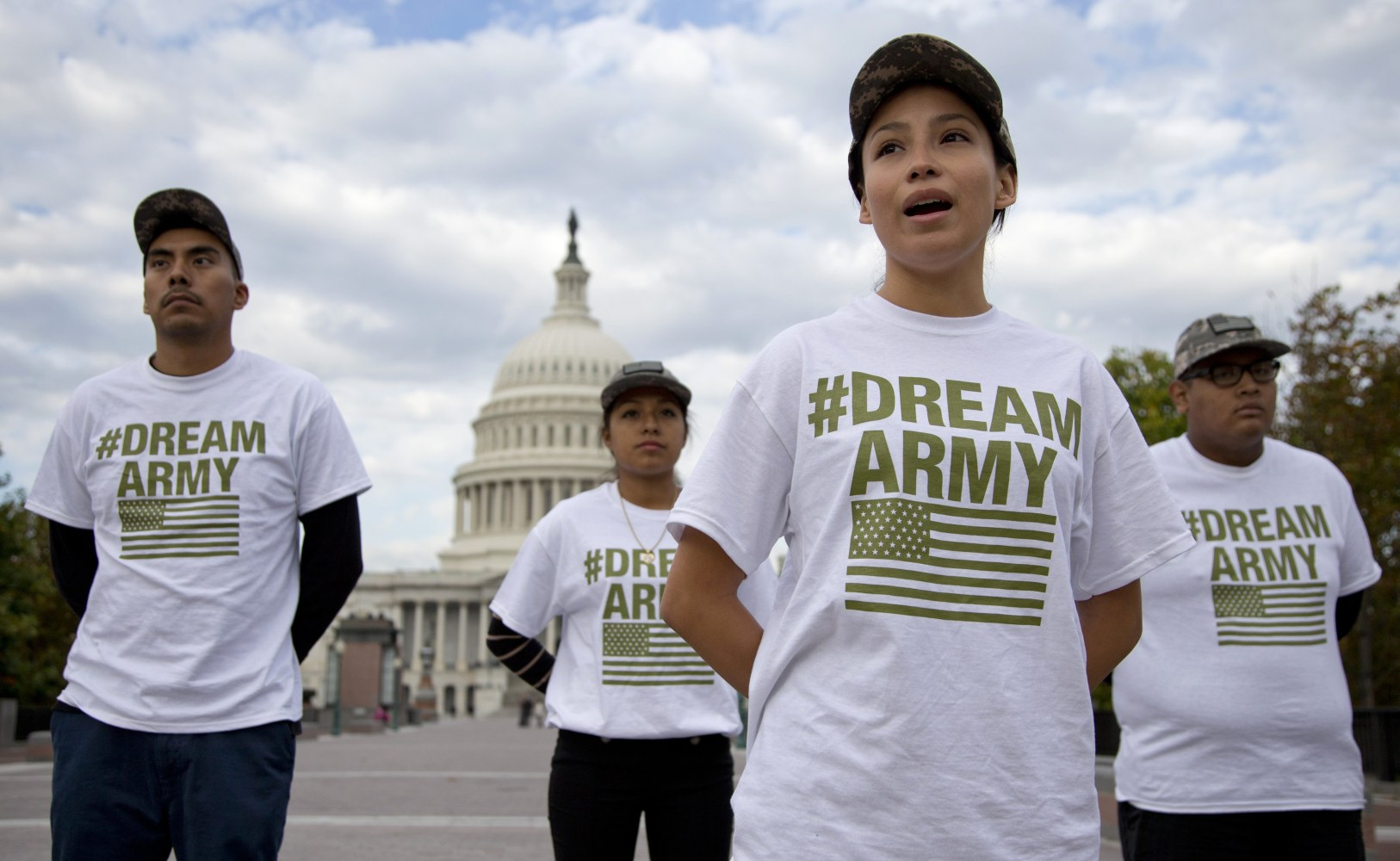 Homeland Security: 'Dreamers' can remain in US