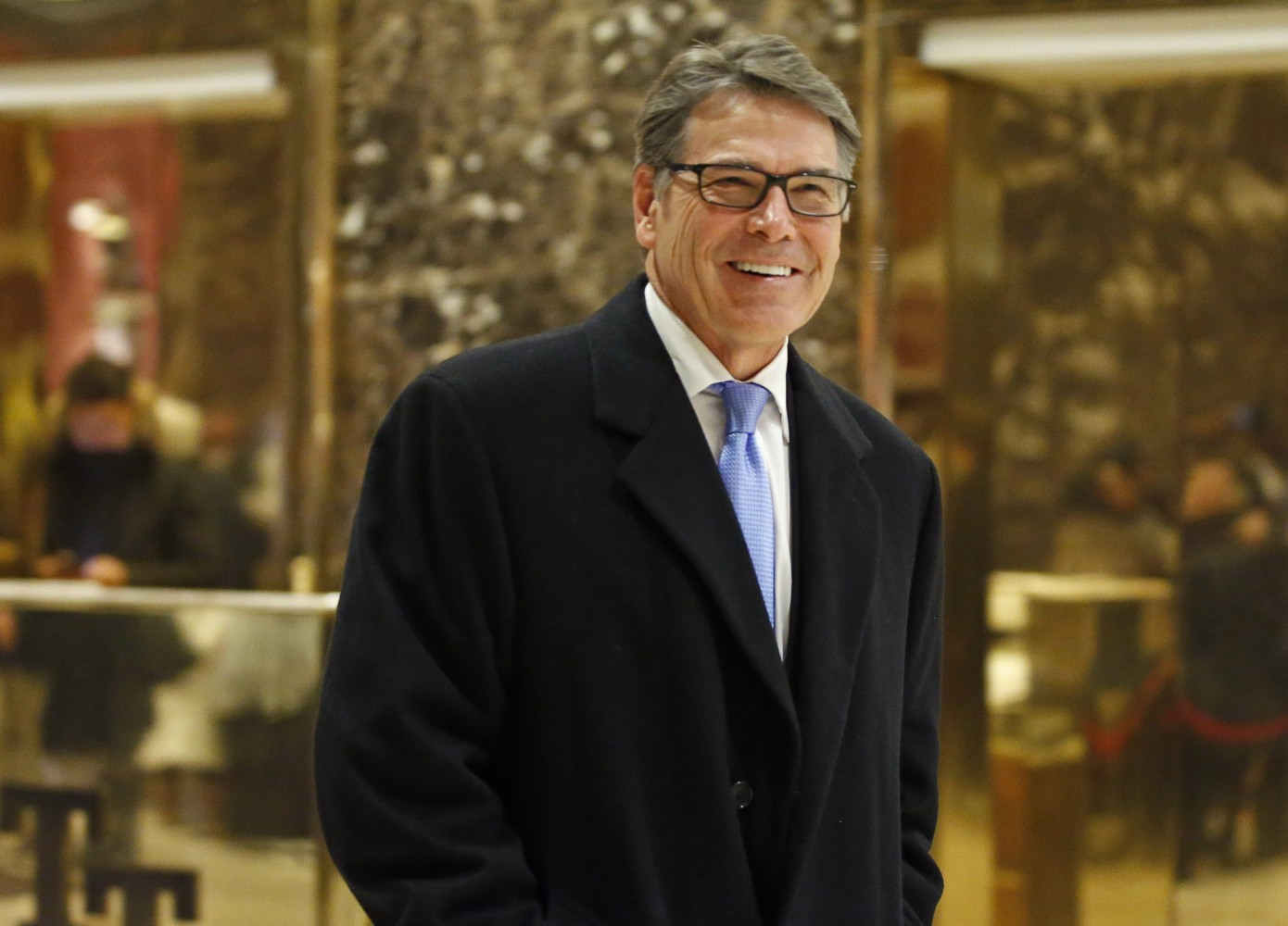 Trump Picks Energy Department Opponent Rick Perry for Energy ...