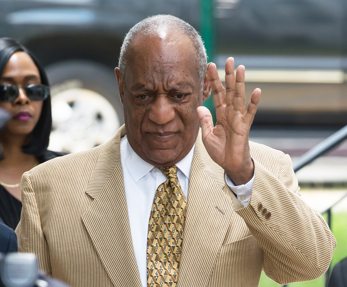 Key pretrial ruling a two-edged sword for Cosby