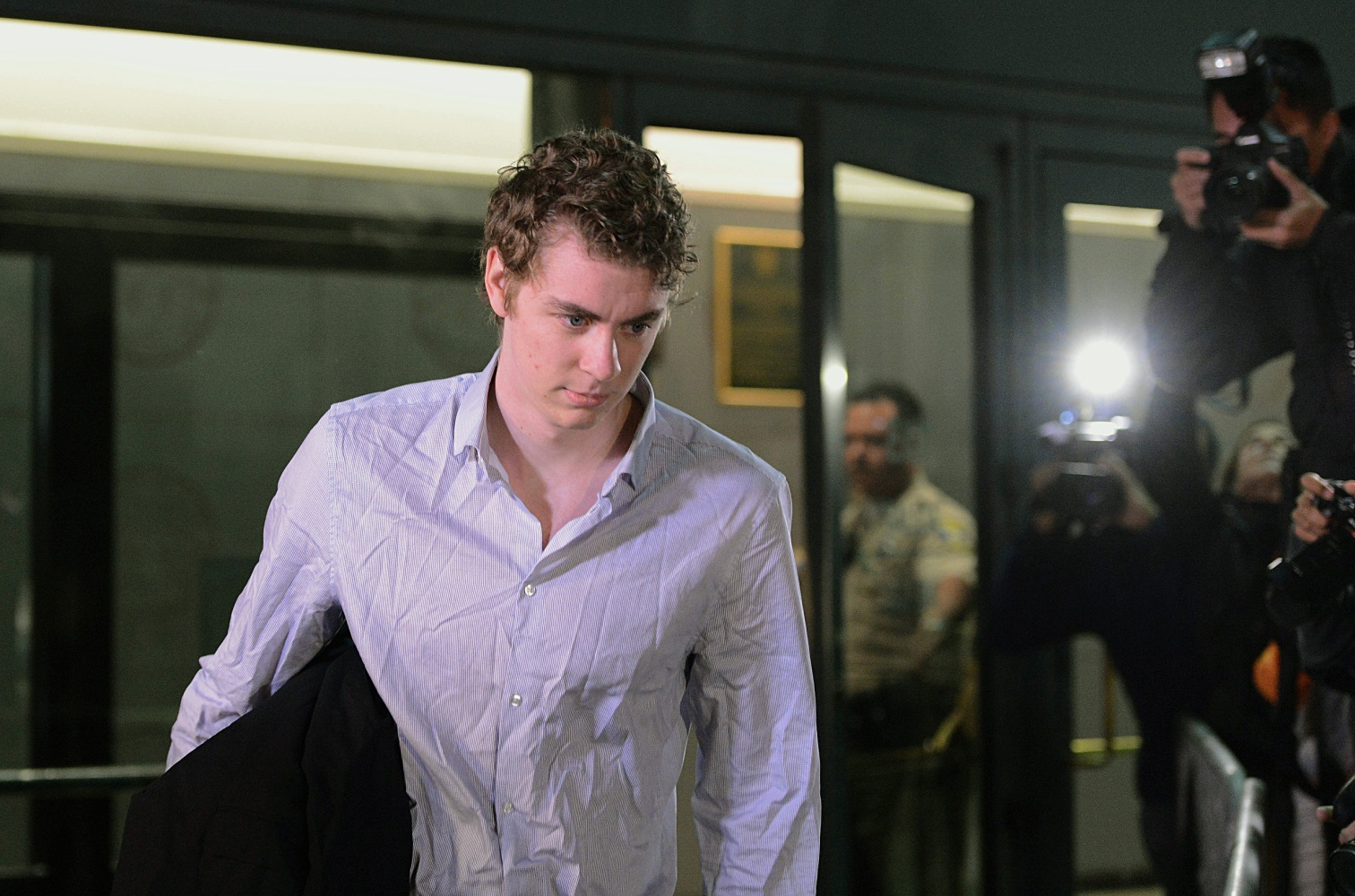 Swimmer Turner Appeals Sex-Assault Conviction