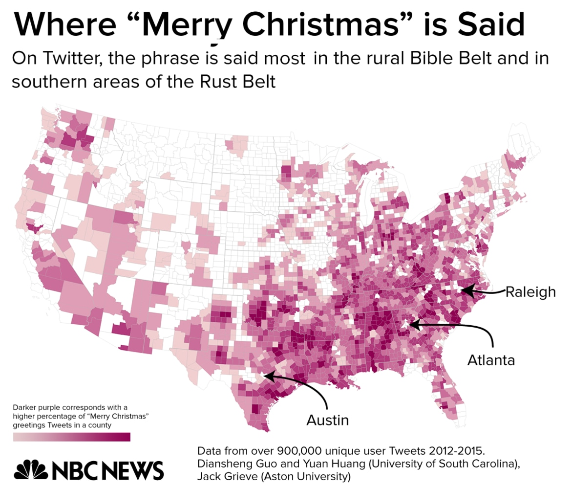 39 merry christmas 39 versus 39 happy holidays 39 why trump may for Why is it merry christmas and not happy christmas