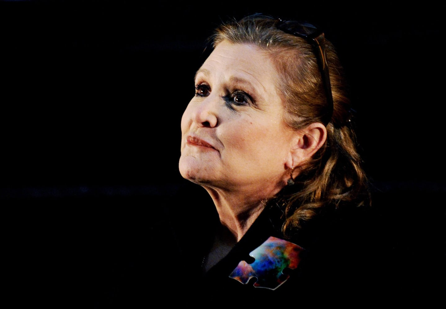 Fans Create A Carrie Fisher Star On The Hollywood Walk Of Fame