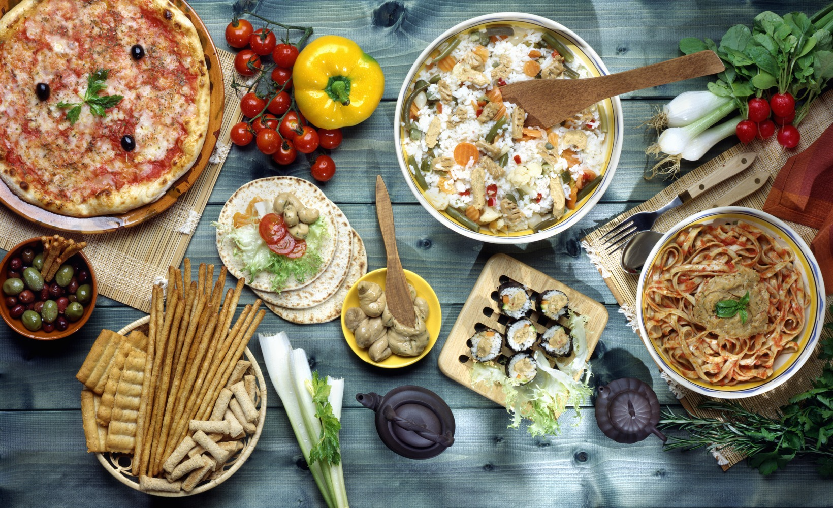 Mediterranean diet could save your brain study finds for Authentic mediterranean cuisine