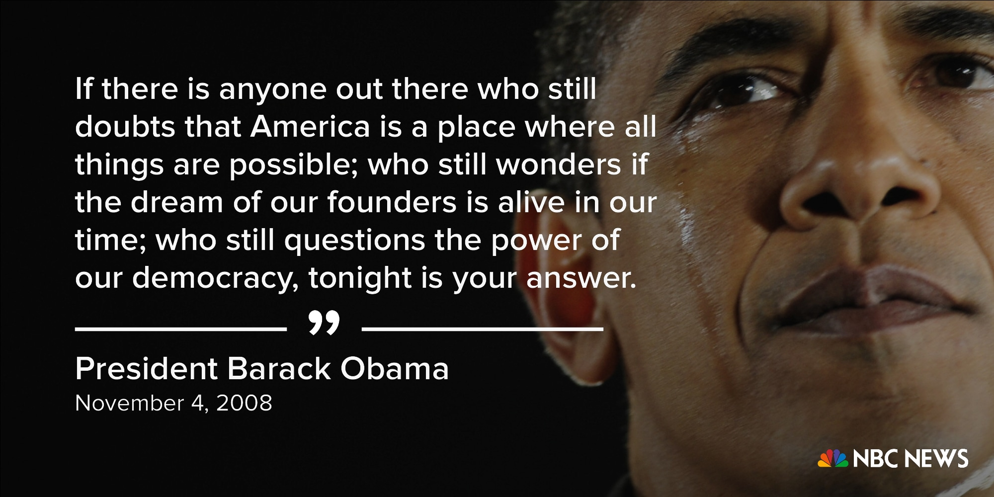 Most Famous Sayings The 15 Most Telling Quotes Of Obama's Presidency  Nbc News