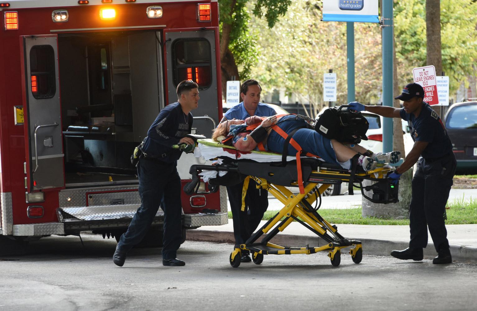 Resultado de imagen para Fort Lauderdale shooter AP