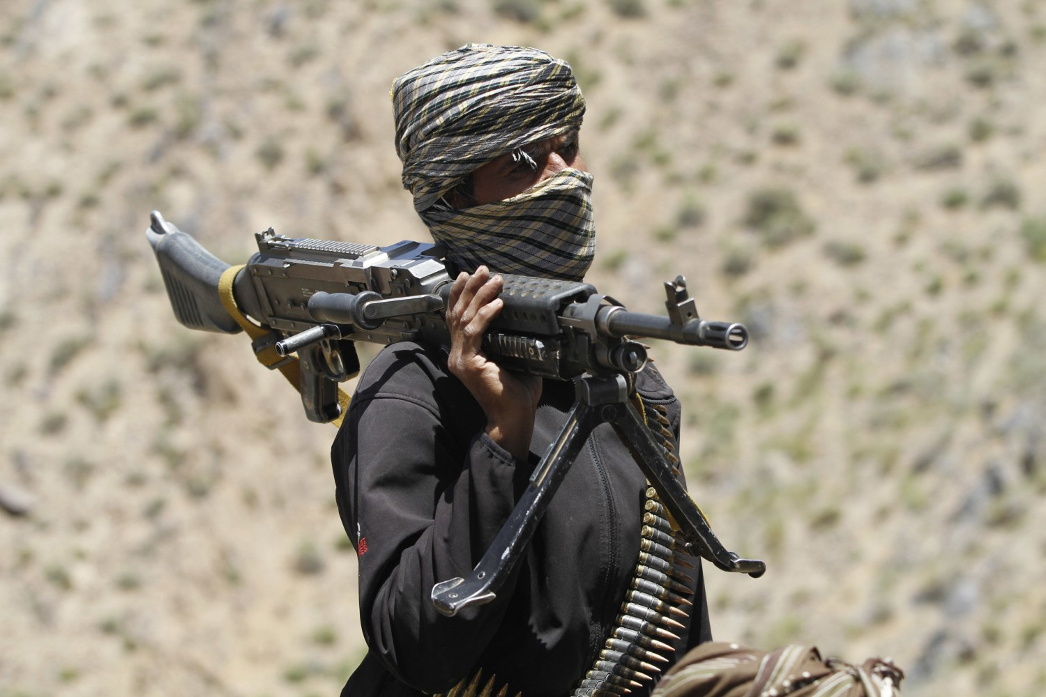 the taliban The afghan government is willing to recognize the taliban as a legitimate political party as part of a potential ceasefire agreement with the islamist.