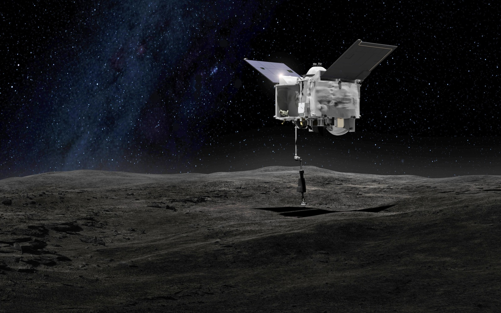 NASA's Bold Plan to Save Earth From Killer Asteroids - NBC News