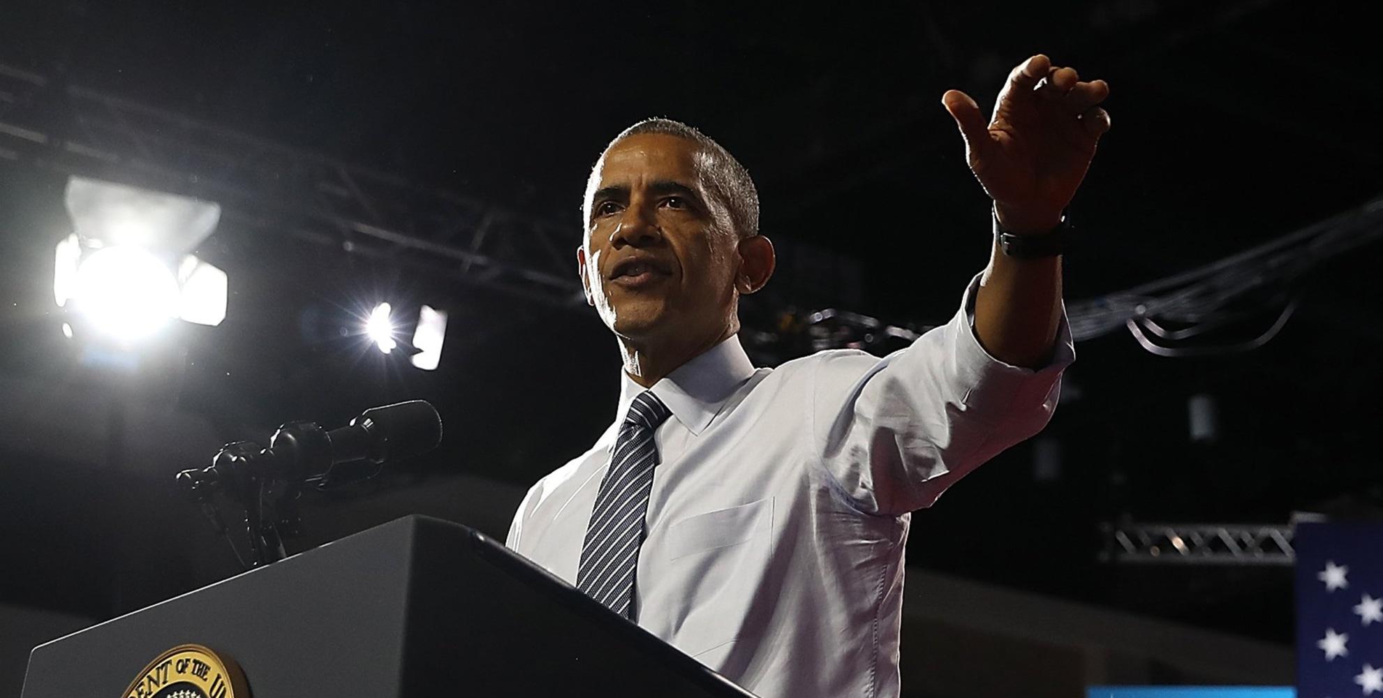 'My President': Celebrities bid Obama farewell