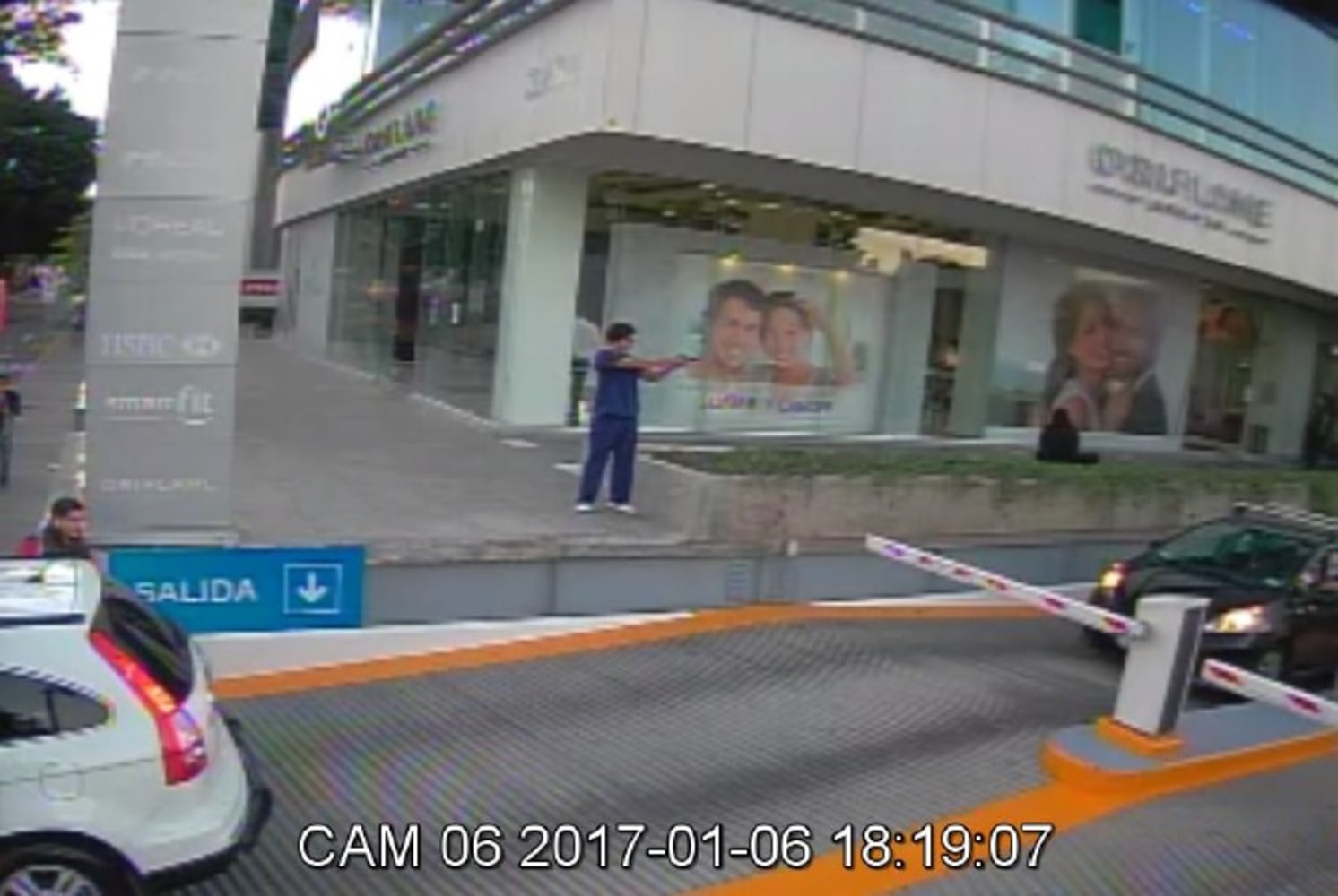 USA  consulate official shot in Mexico