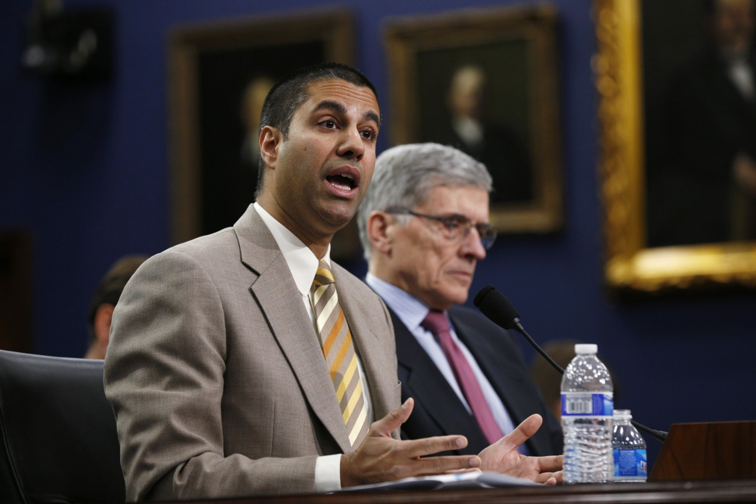 Indian American Ajit Pai tipped for FCC Chair?