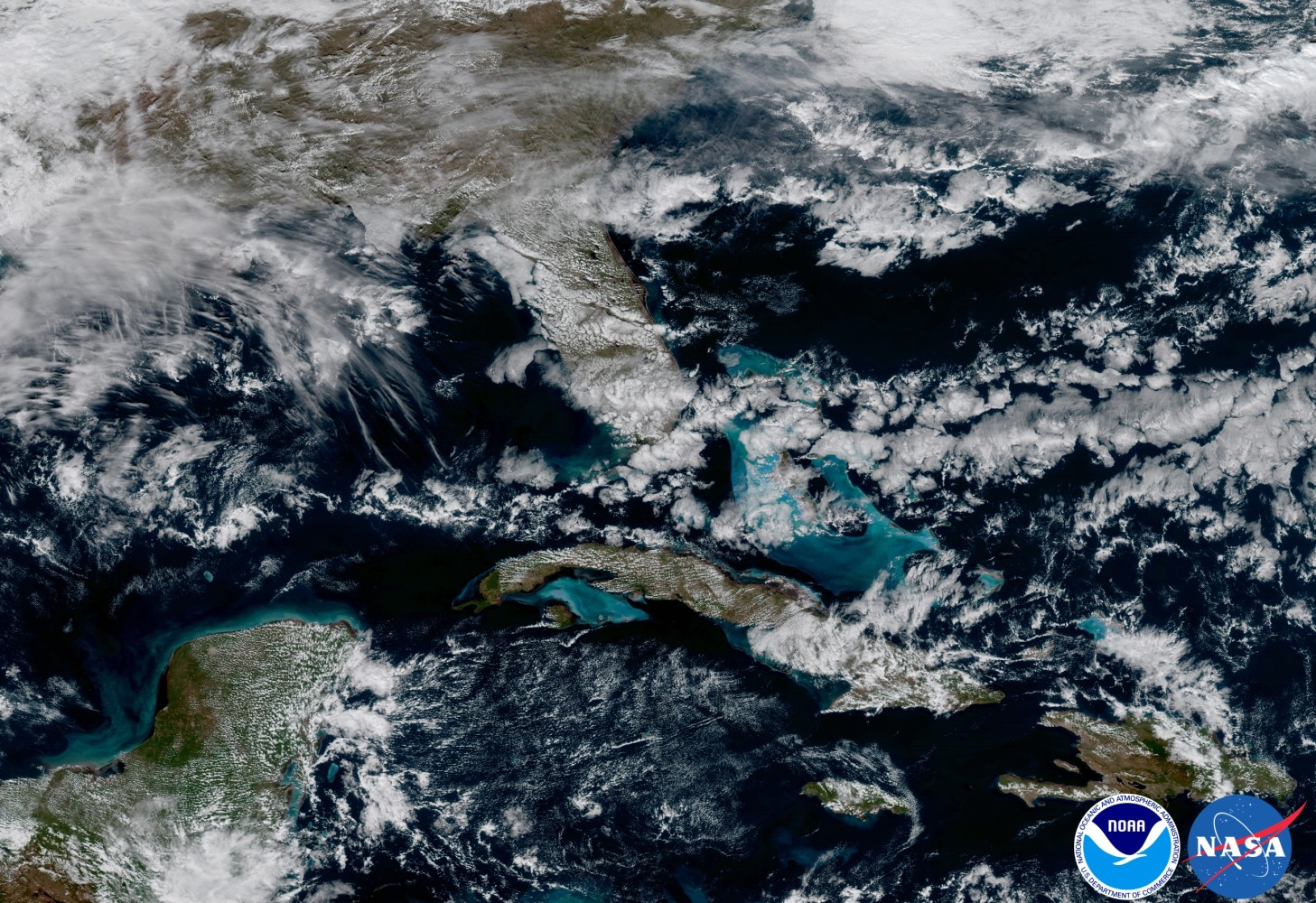 NOAAs New Satellite Reveals Earth In Stunning Detail NBC News - Noaa world satellite map