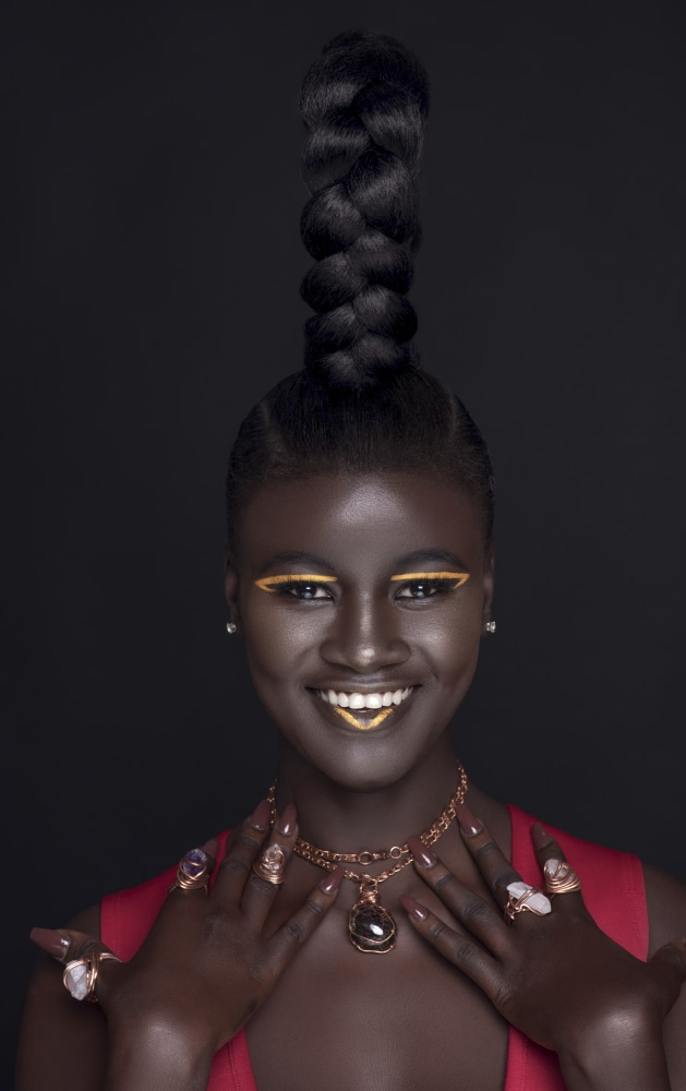 Men Who Love Black Women >> NBCBLK28: Khoudia Diop: The Model Redefining Beauty Standards - NBC News