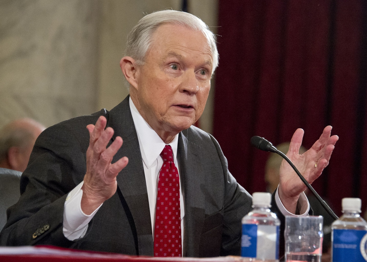 jeff sessions - photo #29